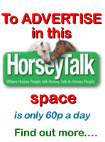Advertise with Horseytalk.net