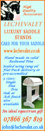 Lechevalet - Luxury Saddle Stands