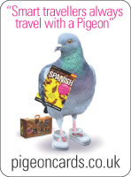 Pidgeon Cards