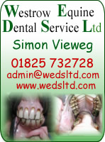 Westrow Equine Dental Services Ltd - Simon Vieweg