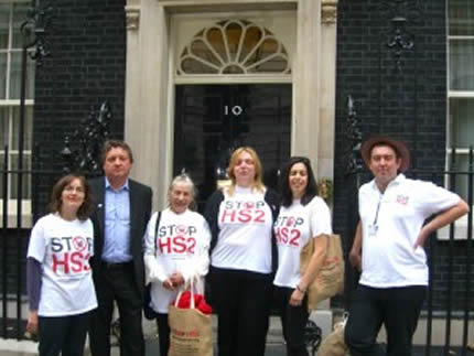 Stop HS2 at Downing Street