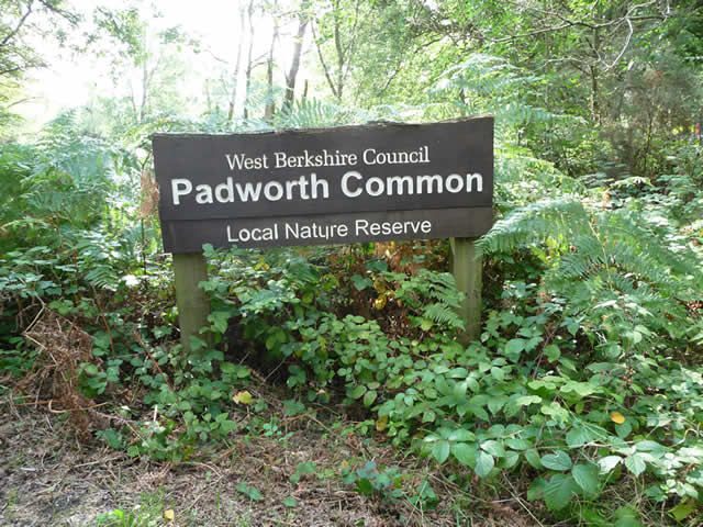 Riders fear for the future of Padworth Common