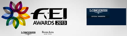 WORLDWIDE EQUESTRIAN HEROES SHORTLIST FOR FEI AWARDS 2014 ANNOUNCED