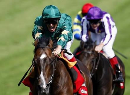 THE BEST BRITISH HORSE RACINGS