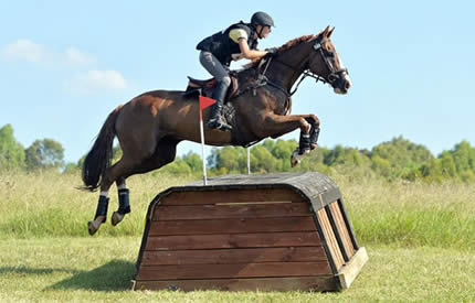 Death of young eventer at international horse trials