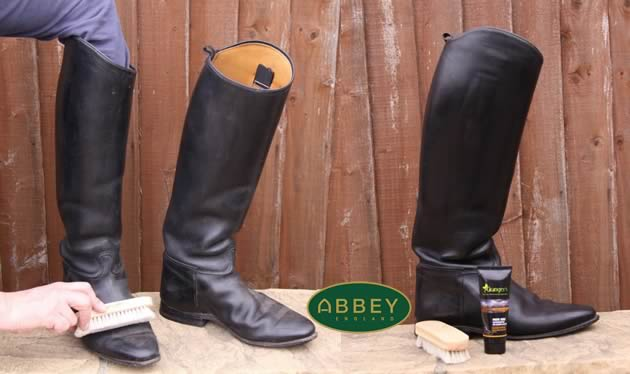 Guide to Caring for Your Leather Boots