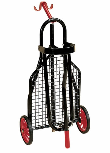 Stubbs Collapsible Tack Trolley from Abbey England